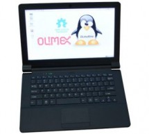 Open Source DIY Laptop Kit By Olimex