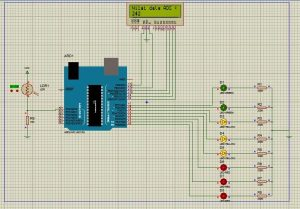 Open your Proteus 8 Professional and create this circuit