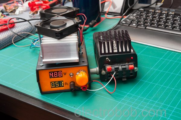 PSU Burner – a power supply tester