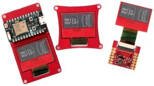 Paperino, The ePaper Display Shield