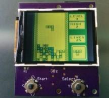 Pi Zero Gameboy = GameBoy Zero