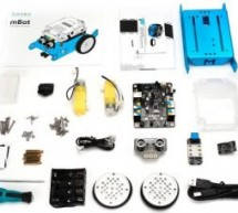 Program a mBot With Scratch And Arduino