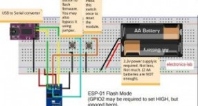 Programming ESP8266 With Arduino IDE : The Easy Way