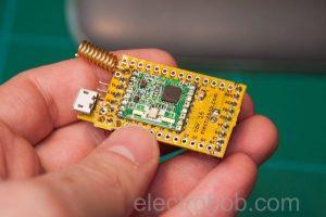 RFM69 output power