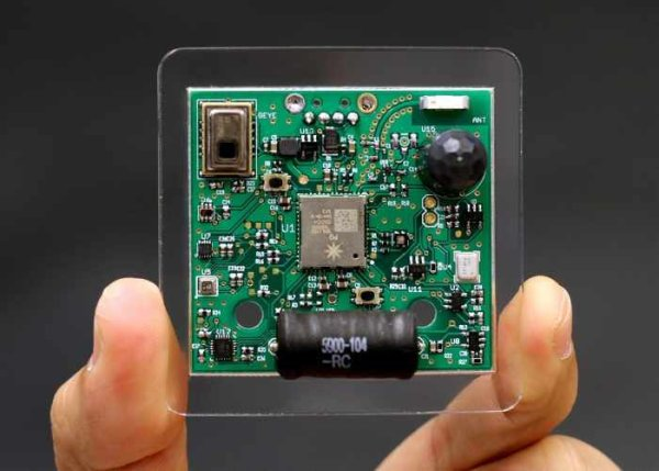 SYNTHETIC SENSORS, All-In-One Smart Home Sensor