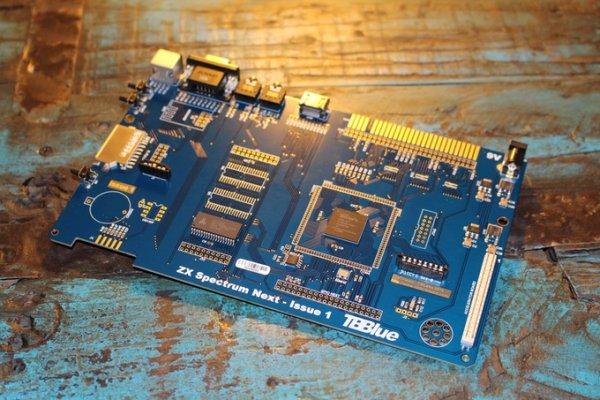 Spectrum Next, A New of ZX Spectrum