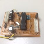 This is an electronic input switcher for amateur