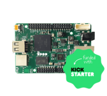New development board runs Arduino, Linux and Android