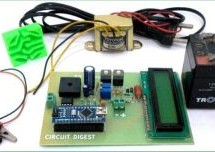 12v Battery Charger Circuit using LM317 (12v Power Supply)