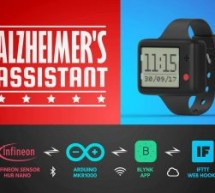 Alzheimer's Wearable Assistant