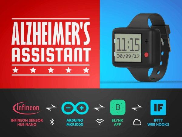 Alzheimer's Wearable Assistant