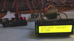 Arduino Based Digital Ammeter