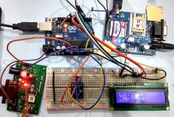 Arduino Based Vehicle Accident Alert System using GPS, GSM and Accelerometer