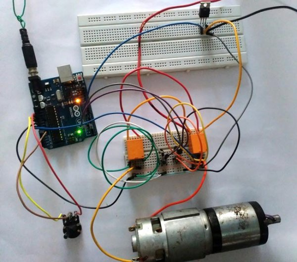 arduino dc motor speed and direction control using relays and mosfetarduino dc motor speed and direction control using relays and mosfet