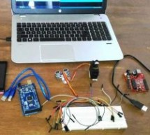 Arduino Radar System using Processing Android App and Ultrasonic Sensor