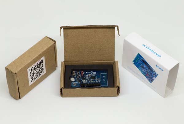 Bluey, BLE Development Board Supports NFC -Use Arduino for