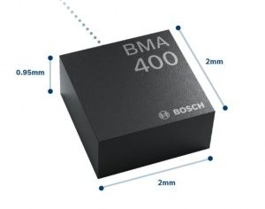 Bosch BMA400 – Did you thought accelerometers couldn't get any better