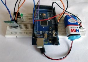 Cell Phone Controlled AC using Arduino and Bluetooth