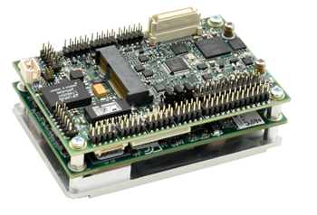 Compact COM Express-based subsystem packs plenty of DAQs