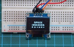 Displaying Customized Graphics on OLED display using Arduino