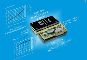 Flex Power Modules launches 1000W DC DC advanced bus converter