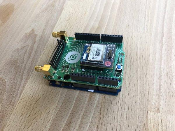 GPS Tracking Using Helium, Azure IoT Hub, and Power BI