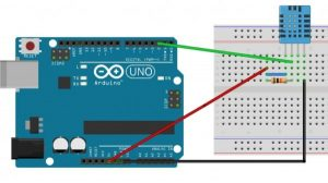 Get Sensor Data From Arduino To Smartphone Via Bluetooth
