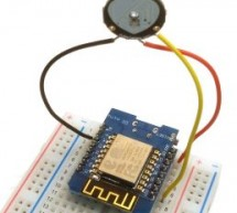 Heart-rate monitor on a small OLED display with MicroPython