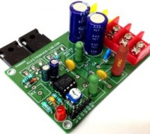 High Voltage-Current Half Bridge Driver Using IR2153 & IGBT