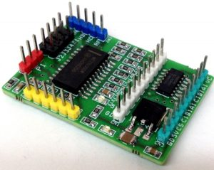 MC33035 Brushless motor driver breakout board