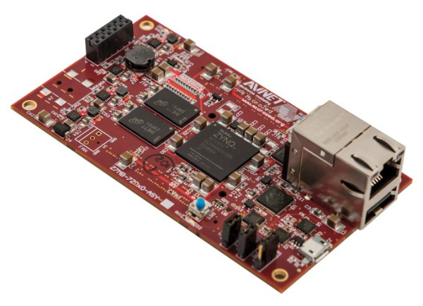 MicroZed is a Powerful and Low-Cost ARM + FPGA Linux Development Board