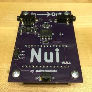 Nui – IR Volume Controller