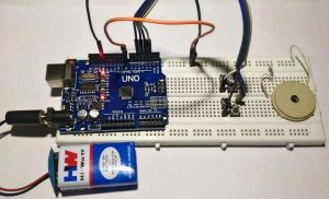 Playing Melodies using Arduino Tone() Function
