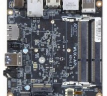 Portwell eNuC SBC is powered by Apollo Lake SoCs with Display Ports