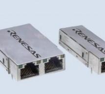 Renesas Develops RJ45 Ethernet Socket With Entire Ethernet Controller Embedded Into It