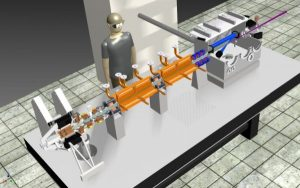 Researchers Developed a Very Powerful Mini Synchrotron That Can Fit On A Tabletop