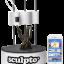 Sculpto+, An Affordable User-Friendly Wireless 3D Printer