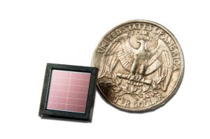 Solar energy harvester IC that operates with indoor lighting