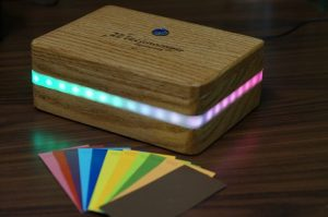 The Aurora Boxealis – A Color Sensing and Mirroring Project