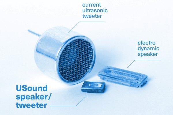 World's Smallest MEMS Micro-Loudspeaker Saves 80 Percent More Energy