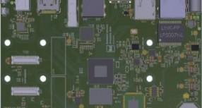 i.MX8 Powered Nitrogen8m Single Board Computer