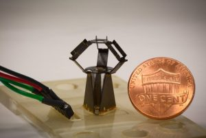milliDelta Robot- High speed and Precision in a Compact Design