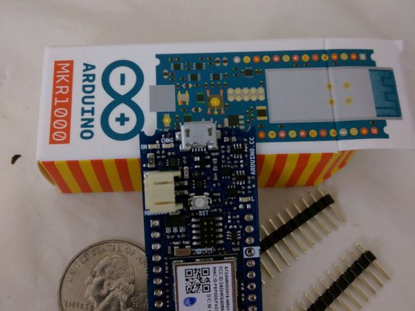 'Circuit Cobbling' the Riffle Data Logger
