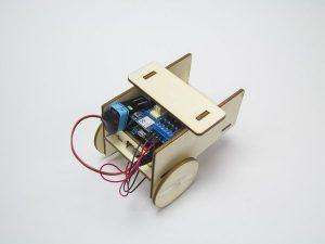 MKR1000 WiFi Robot