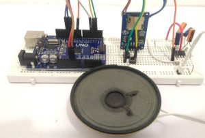 Arduino Music Player