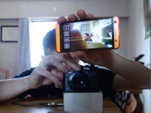 Algorithmic Camera Trigger - Shutterino