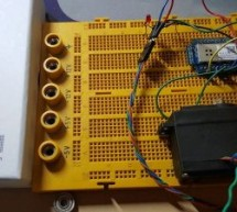 Control the Position of a Continuous Rotation Servo via WiFi
