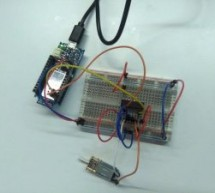 Driving a DC Motor with an Arduino & the L293D Motor Driver