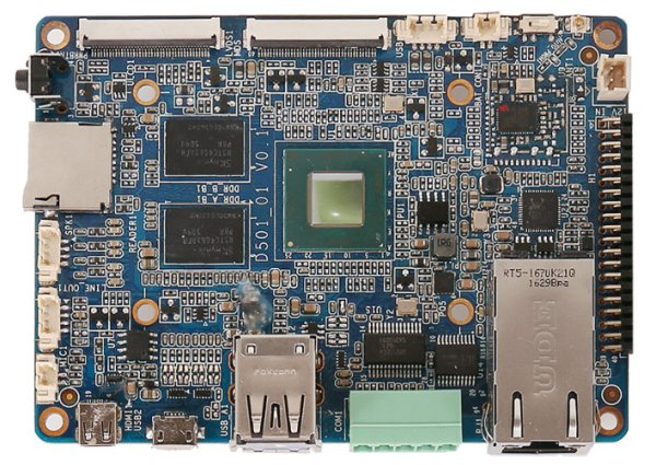 EMB-2610 Pico-ITX SBC Runs Linux and comes with Touch Panel