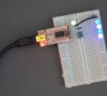 FTDI USB-to-serial converters to drive SPI devices